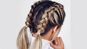 تسريحات ناعمة بضفائر الشعر لإطلالتك المختلفة