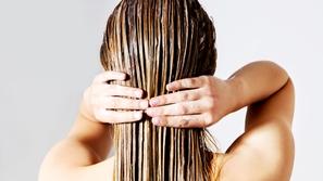 ماسكات منزلية للتخلص من الشعر الباهت
