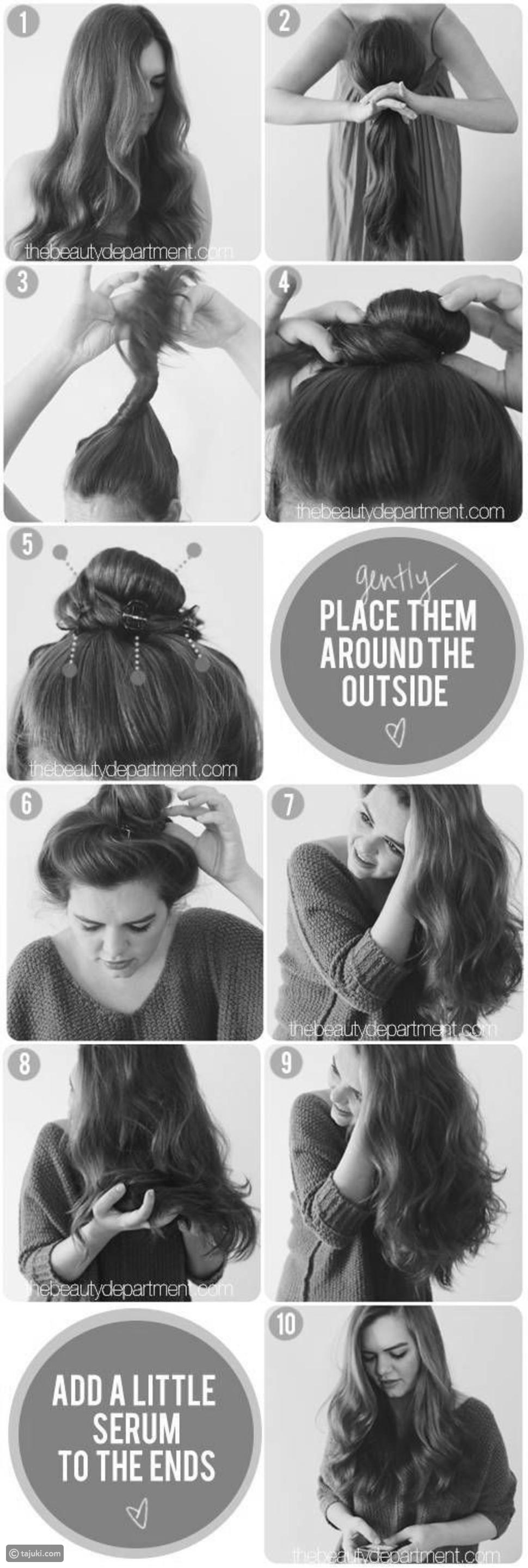 نصائح للحصول على شعر كيرلي عصري وجميل