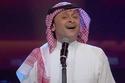 الفنان عبدالمجيد عبدالله بقصة شارب خفيف