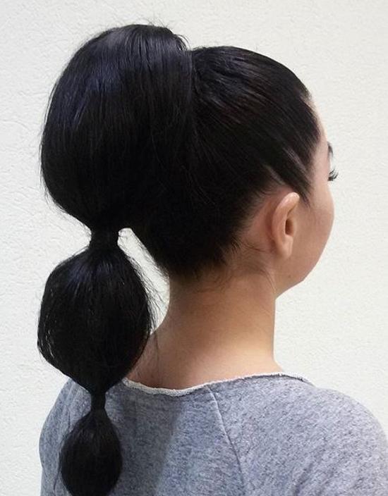 تسريحات شعر مميزة وسهلة