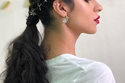 تسريحات شعر بسيطة لرمضان للشعر الأسود