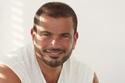 حلاقة عمرو دياب لطول واحد من الشعر القصير