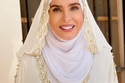 دينا الراقصة بالحجاب