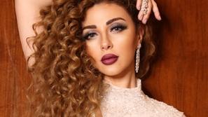 صور: أجمل تسريحات شعر ميريام فارس