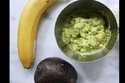 ماسك الموز مع الأفوكادو للشعر
