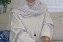 الحجاب الأبيض