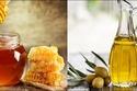 خلطة زيت الزيتون والعسل للشعر