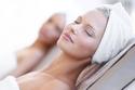 تغطية الشعر بعد وضع الزيت