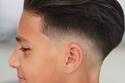 حلاقة شعر مدرج