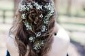 تسريحة درب الزهور للأعراس