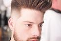 دقن مدرج شعر بني
