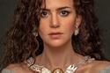 الشعر الكيرلي للممثلة ركين سعد