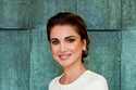 الشعر الملموم للملكة رانيا