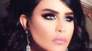 تسريحات و قصات الفنانة أحلام الشامسي
