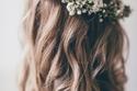 تسريحات شعر متدفق كلاسيك للعرائس