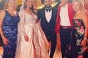 إطلالة درة في حفل الزفاف خطفت الأنظار 2
