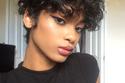 الشعر القصير الكيرلي