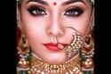 تصفيفات وتسريحات واكسسوارت شعر هندية رائعة! 2