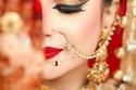 تصفيفات وتسريحات واكسسوارت شعر هندية رائعة! 1