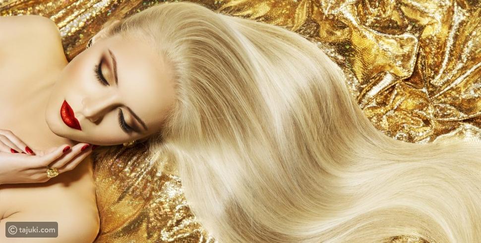أجمل درجات ألوان الشعر الأشقر في 2019