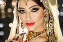 بالصور: تسريحات الشعر الهندي للزفاف