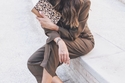 تسريحة شعر ويفي مستوحاة من العنود بدر- إطلالة رسمية