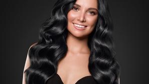أجمل صور تسريحات الشعر الأسود