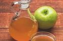 خل التفاح لتفتيح الشعر