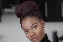 تسريحات شعر دونات أفريقية