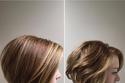 تسريحات الشعر القصير للمناسبات 1