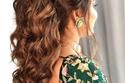 تسريحات الشعر المفتوح