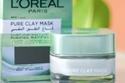 ماسك L'Oreal Paris Pure Clay Green Face Mask – Eucalyptus