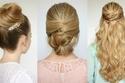 صور تسريحات شعر للمناسبات: بسيطة وجميلة