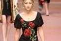 Dolce and Gabbana جيجي حديد