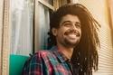 تسريحة شعر للرجال للشعر الطويل الافريقي