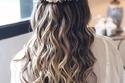 أجمل تسريحات شعر طويل ناعمة