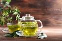الشاي الأخضر لنمو الشعر
