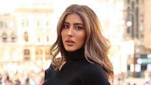 تسريحات شعر ليلى عبد الله لمحبات البساطة والجاذبية