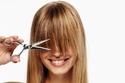 القص يسرع من نمو الشعر
