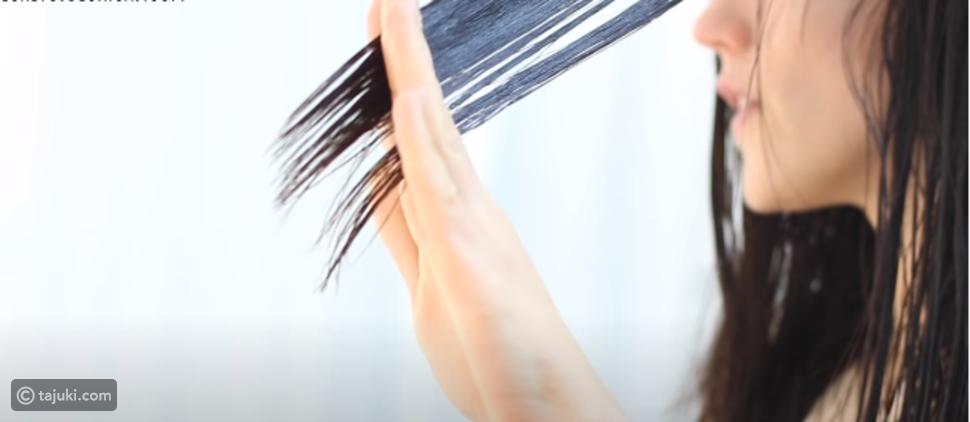 قص أطراف الشعر في المنزل