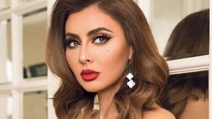 صبغات الشعر الفنانة مريم حسين لطلّة متميزة ولافتة