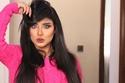 تسريحات شعر جديدة من سارة الكندري