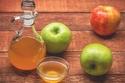 خل التفاح يعالج القشرة الدهنية