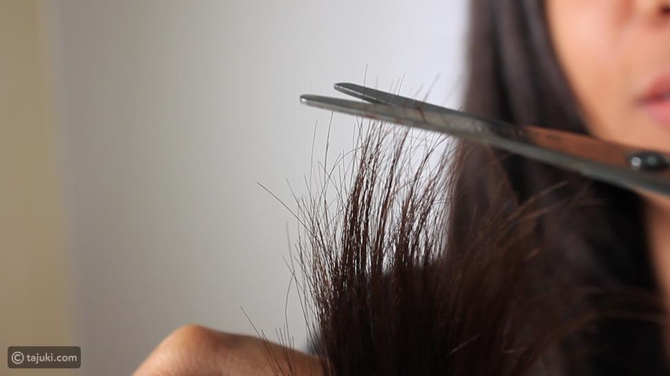 علاج تقصف الشعر في الشتاء