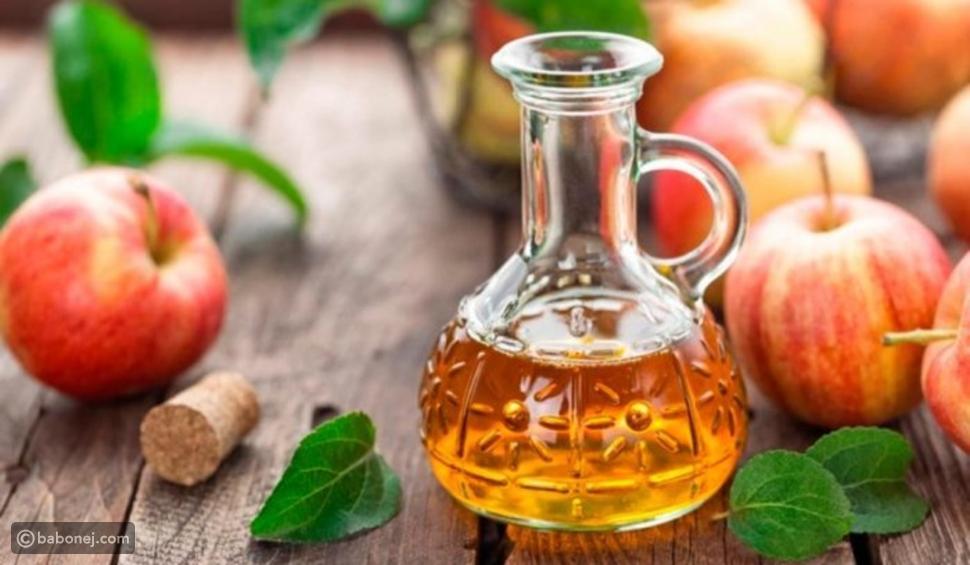 خل التفاح الطبيعي من المواد الرائعة للعناية بجمال شعركِ