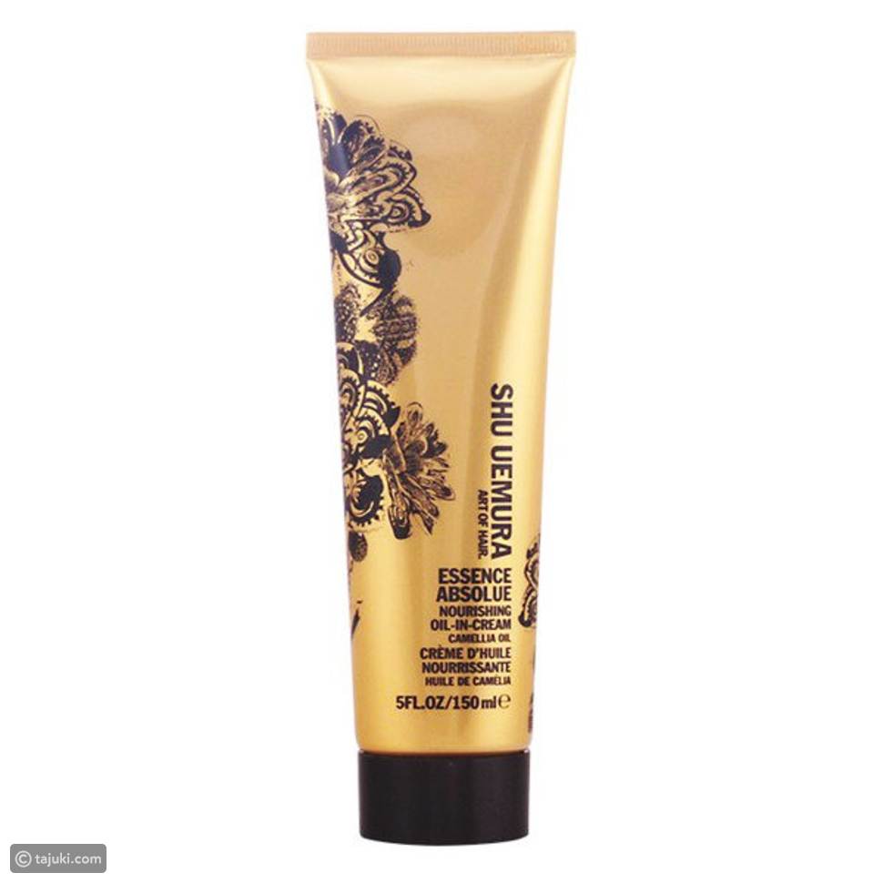 كريم شو ايمورا ايسنس ابسولو للشعر المجعد (Shu Uemura Essence Absolue Oil-In-Cream):