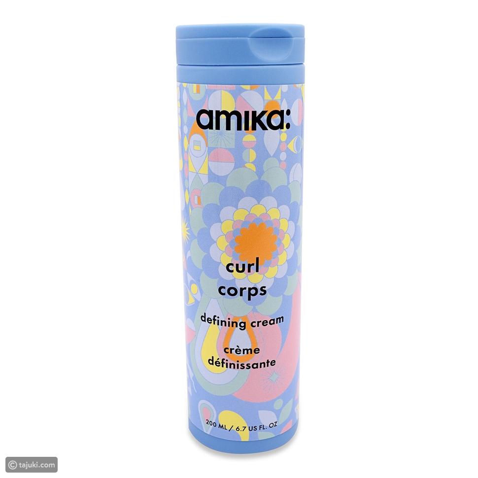 كريم تحديد الشعر الكيرلي (Amika Curl Corps Defining Cream):