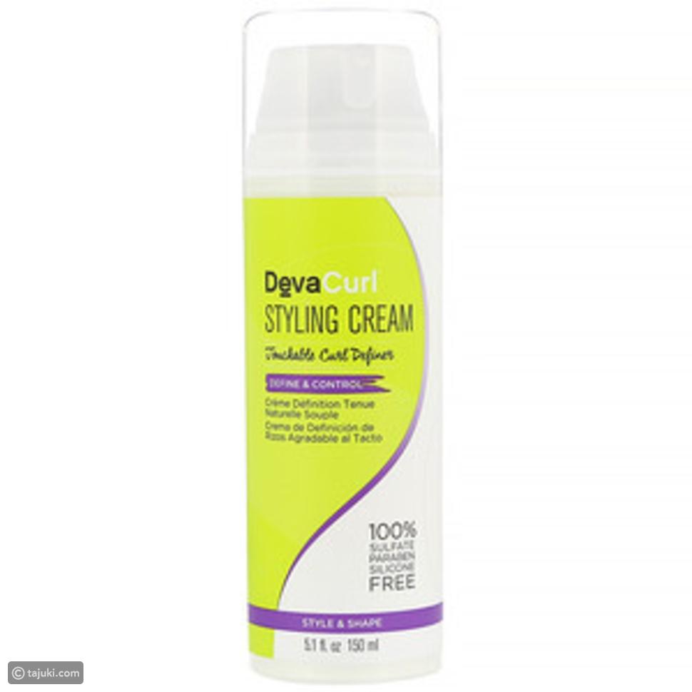 كريم تصفيف ديفا لمحاربة التجعد (Deva Curl Styling Cream):