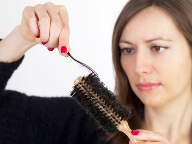 تحاليل تساقط الشعر